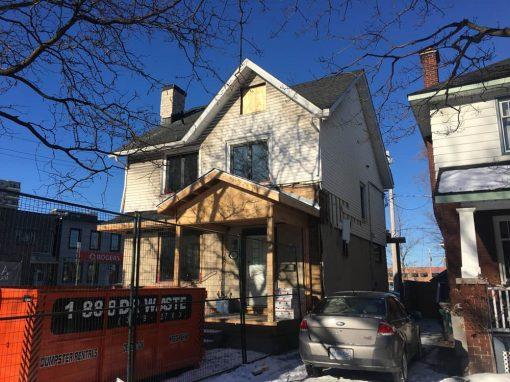 Siding Project Ottawa – Powell Avenue