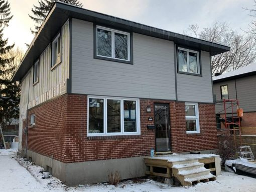 Ottawa Siding Project – Dawson Ave
